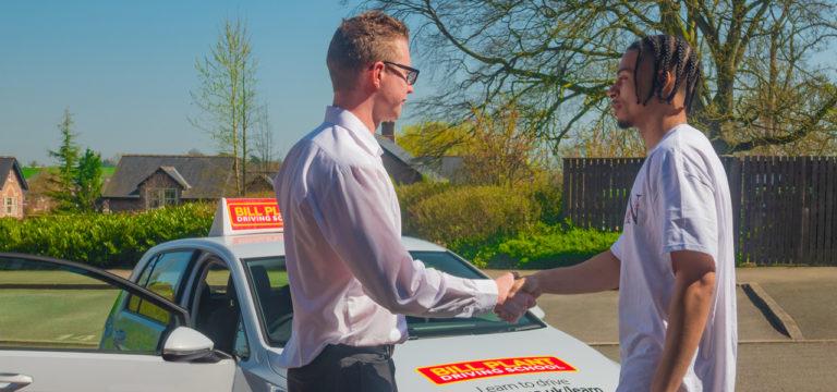 driving lessons birmingham - bill plant