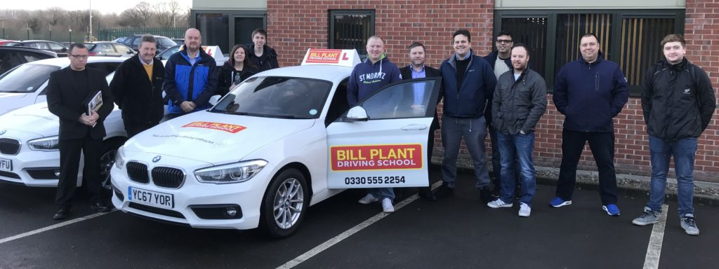 Driving Instructor Training at Bill Plant Driving School Ripon Training Academy