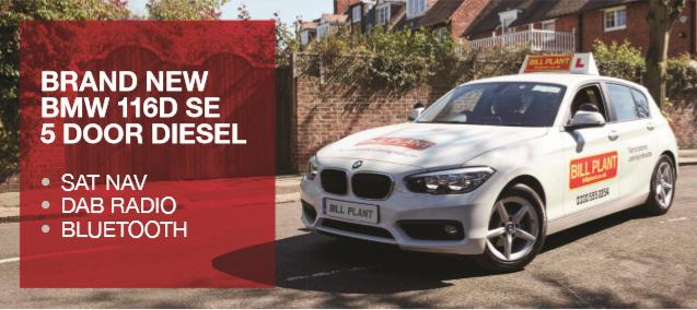 Bill Plant BMW 11D SE 5 Door Diesel
