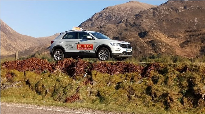 Driving Lessons Oban