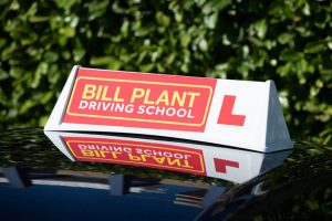 Driving Lesson Safety with Bill Plant Driving School