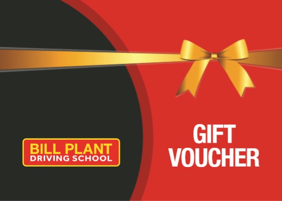 Bill Plant Driving School Gift Voucher