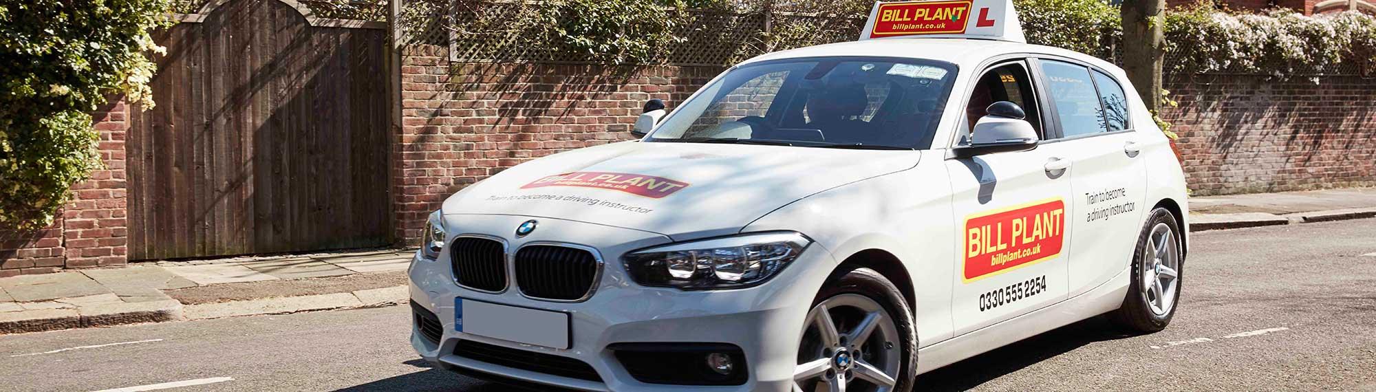 BMW Bill Plant Motorway Lessons