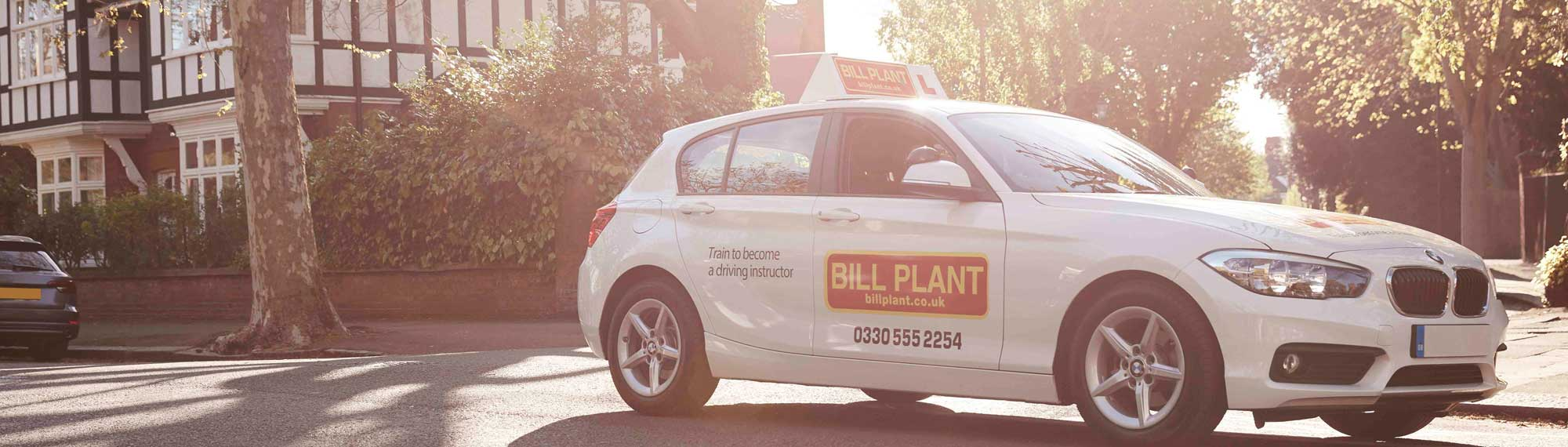 Bill Plant Driving Lessons