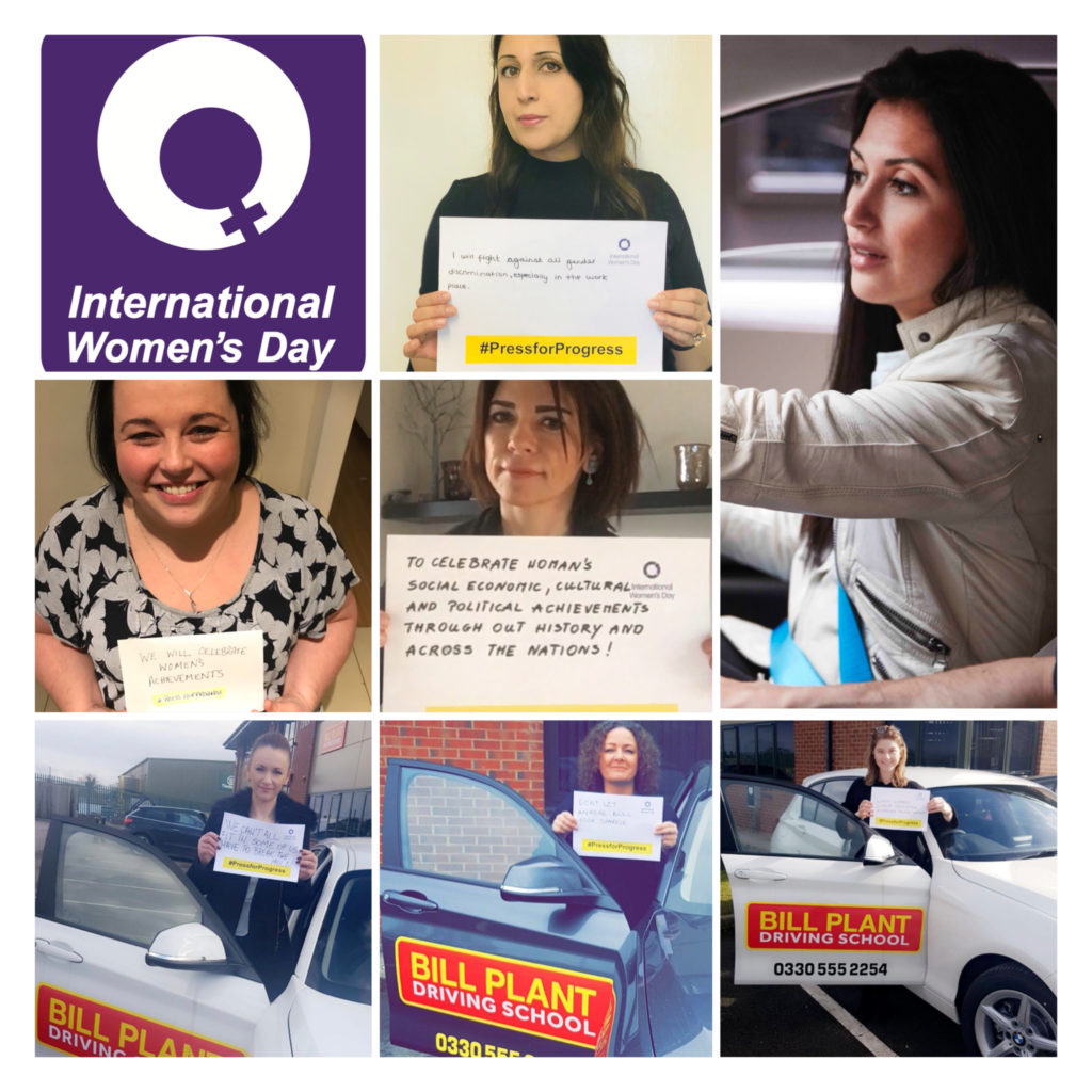 International Womens Day - Bill Plant Driving School