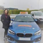 Susan chose Bill Plant Driving School for her Driving Instructor Training