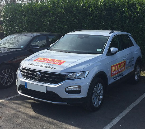 Driving Instructor Training T-Roc