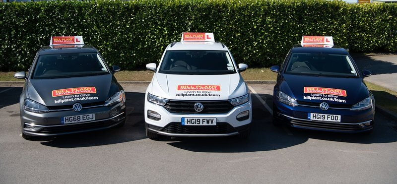 pass plus driving lesson tuition vehicles