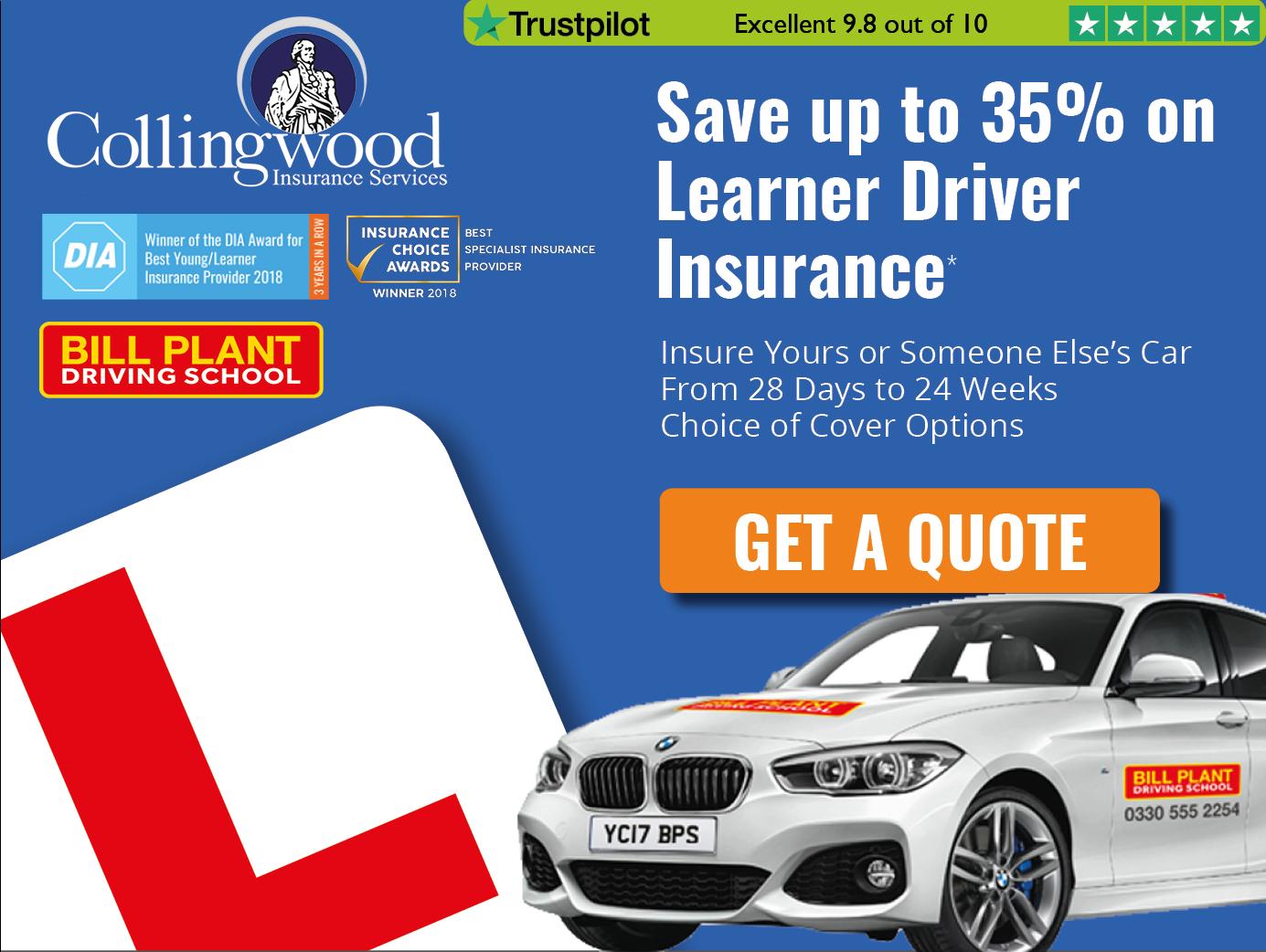 Collingwood Learner Driver Insurance