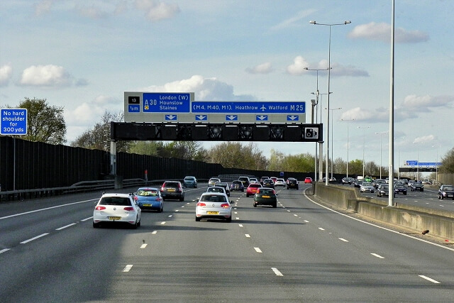 motorway driving lessons for learners