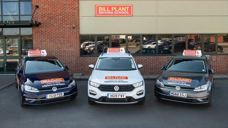 Bill Plant Driving School Volkswagen Cars