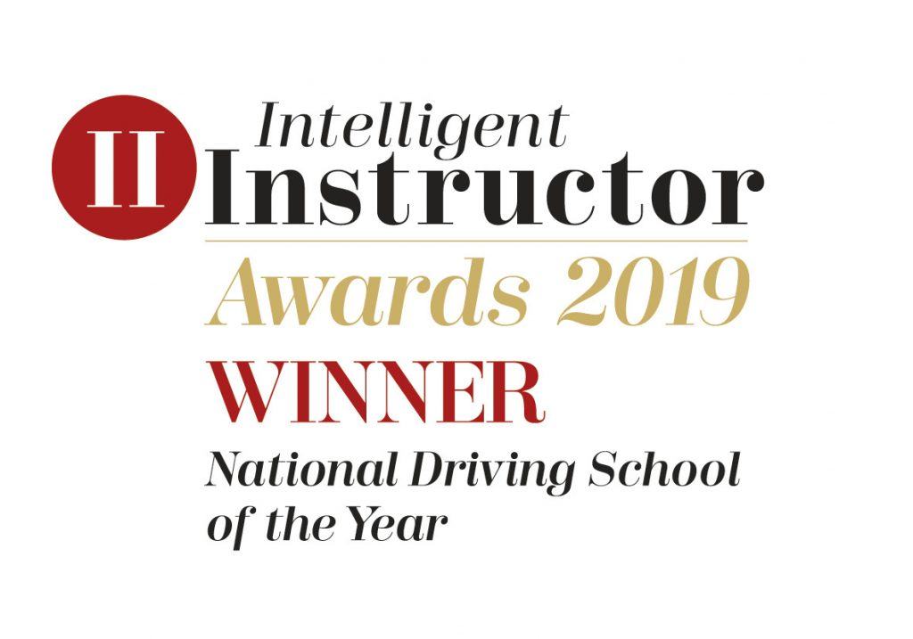 National Driving School of the Year 2019 - Bill Plant Driving School.