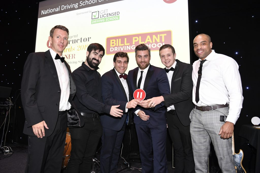 National Driving School of the Year 2019 - Bill Plant Driving School