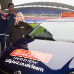Bolton Wanderers Bill Plant Driving School Lessons