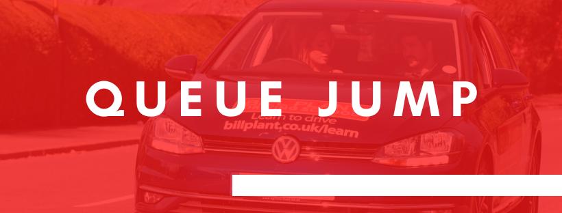 Queue Jump Driving Lessons