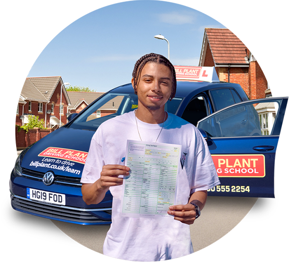 Driving Lessons in London, Local Instructors | Bill Plant Driving School