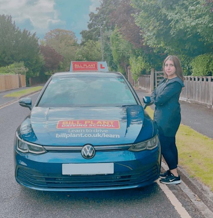 Female Driving Instructor Shabnam